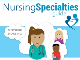 Nursing Specialties Guide
