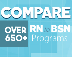 Search 650+ RN to BSN Programs